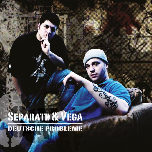 Separate Vega Deutsche Probleme Cover