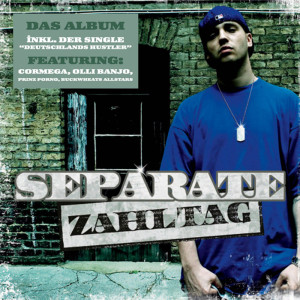 Separate Zahltag Cover