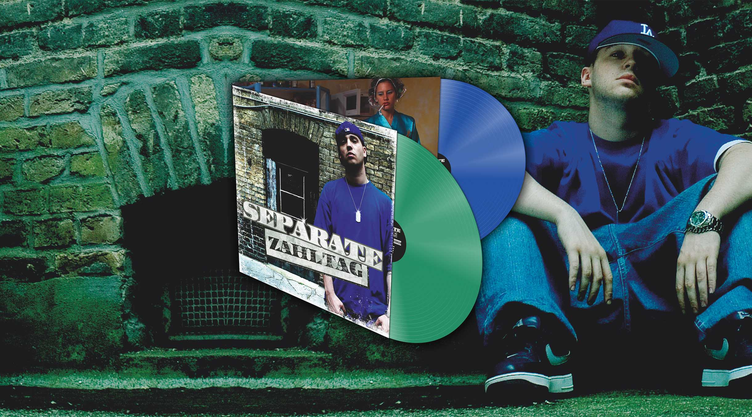 Separate - Zahltag Doppel-Vinyl