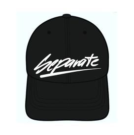 One Size Fits All Cap in schwarz