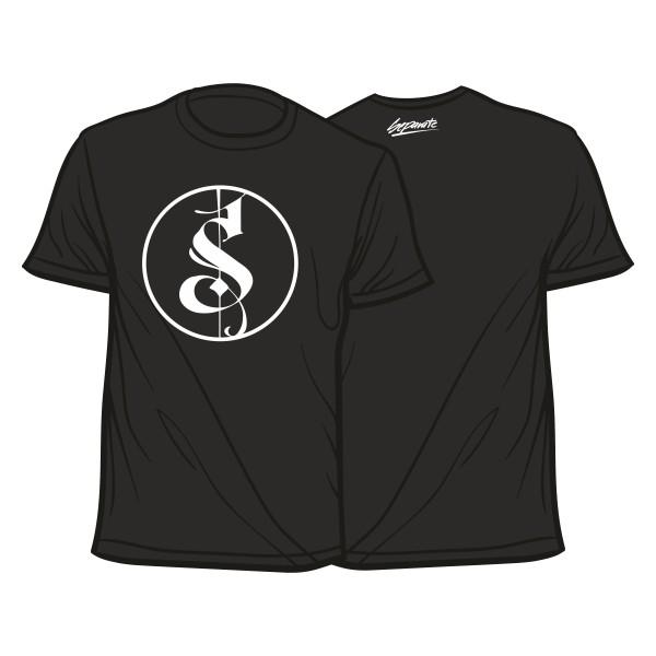 Separate Logo schwarz